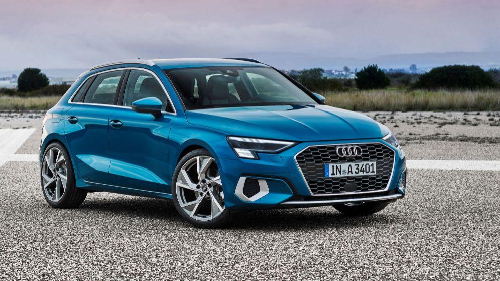 Así es el Audi A3 Sportback 2020.