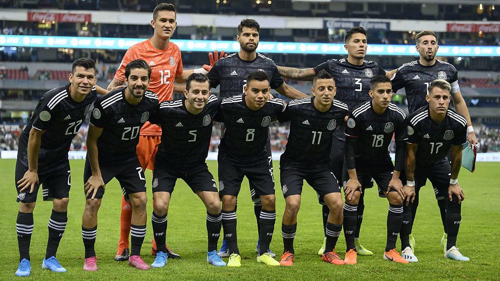La selección mexicana de fútbol jugará vs Colombia