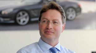 Ola Källenius, presidente del grupo Daimler