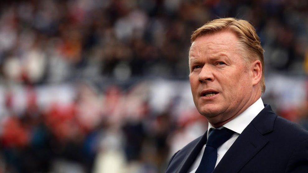 Ronald Koeman confirms he turned down Barcelona job Onefootball