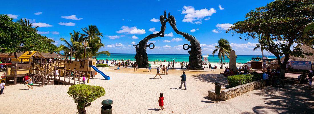 Semana Santa 2020 Las 10 Playas De México A Las Que Puedes Ir En Semana Santa Marca Claro México