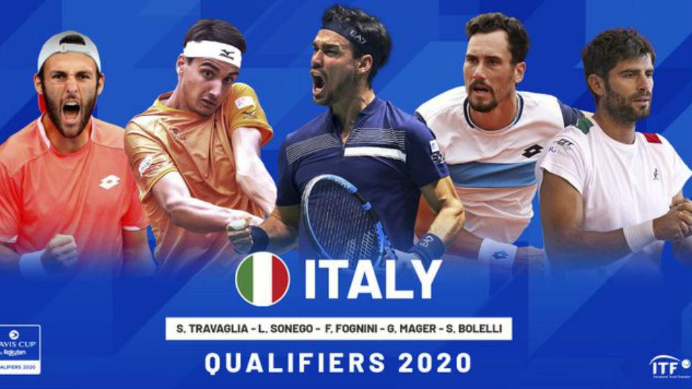 El equipo italiano que jugará en Cagliari