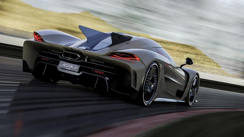 """El Jesko Absolut es """"el Koenigsegg más rápido jamás construido""""."""