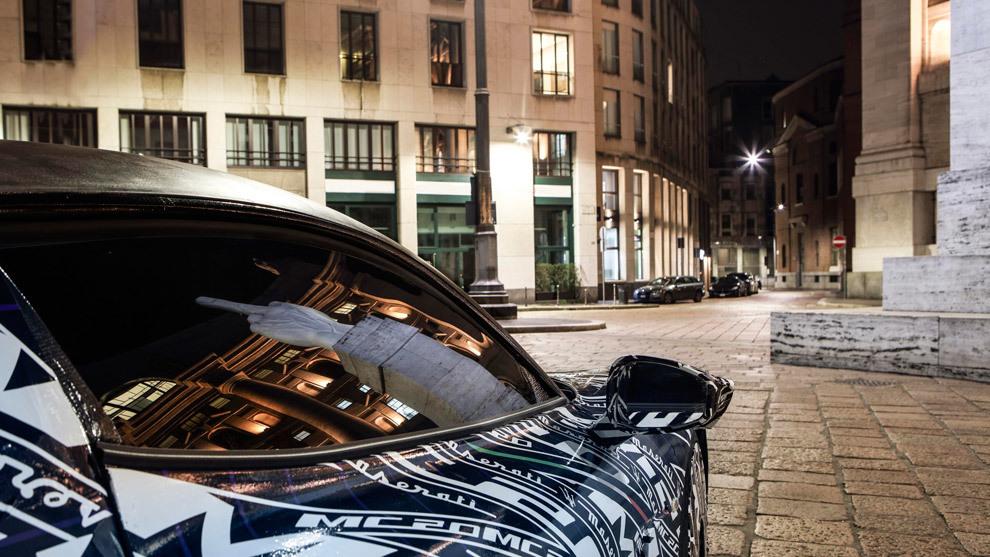 El MC20 será el relevo natural del espectacular MC12 con base Ferrari.