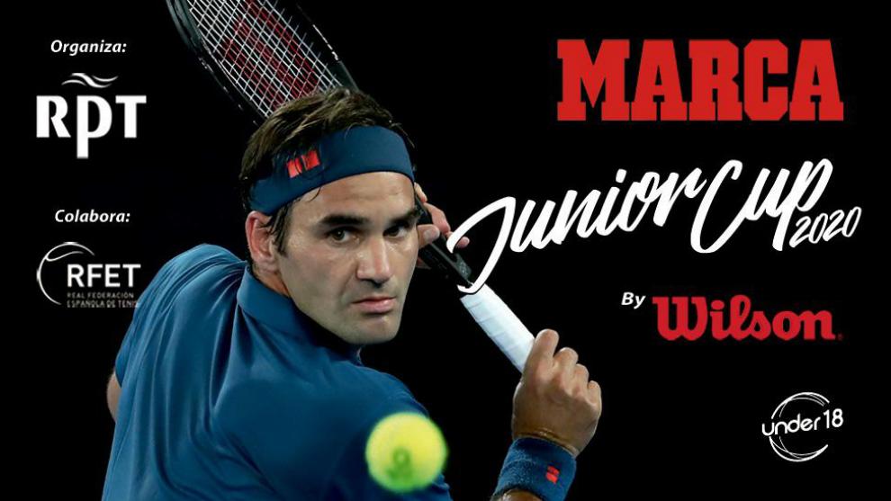 Más de un centenar de inscritos en la MARCA Junior Cup del Valencia Tennis Center