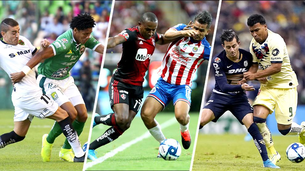El Clásico Capitalino y el Tapatío destacan en la jornada 9