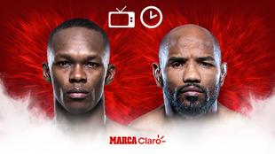 UFC 248, Adesanya vs. Romero, hora y dónde ver