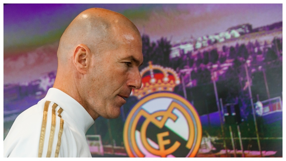 Zidane: I feel supported by Real Madrid, but the guarantee of staying doesn't exit thumbnail