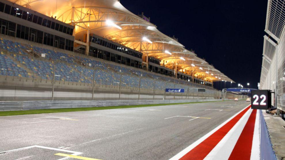 Gran Premio de Bahrein 2020