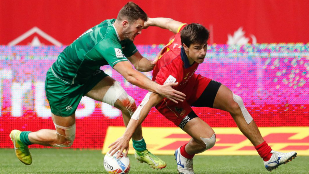 Ensayo español ante Irlanda