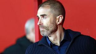 Garitano, entrenador del Athletic.