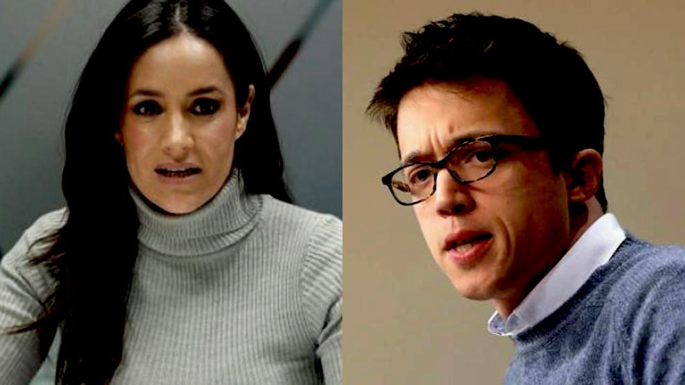 Begoña Villacís e Íñigo Errejón se enzarzaron en Twitter