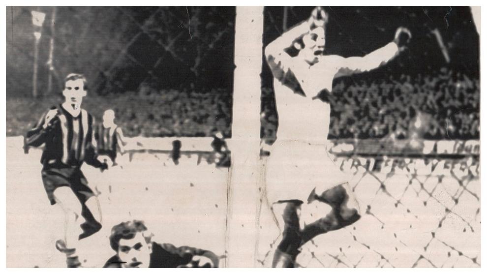 Toni Grande's goal in Innsbruck.