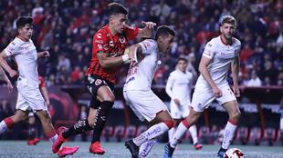 Toluca vs Tijuana por la semifinal de la Copa MX