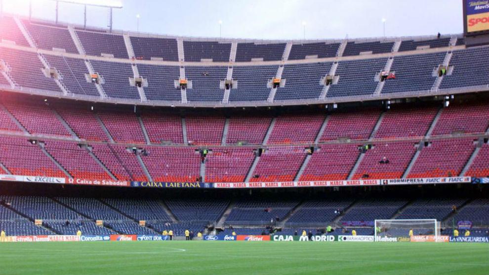 El Barça - Napoles de Champions League se jugara a puerta cerrada en...
