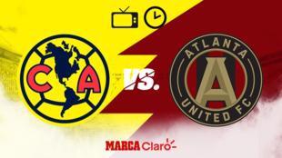 Atlanta vs América: Horario y dónde ver el partido de cuartos de...