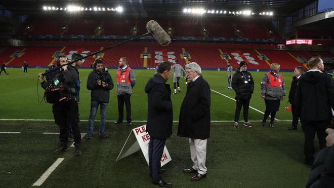 Champions 2020: Liverpool vs Atlético, a puerta abierta.