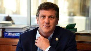 Alejandro Domínguez, presidente del organismo.