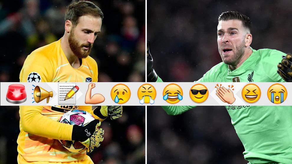 Liverpool - Atletico de Madrid: as porterías marcaron el destino de...