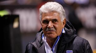 Ricardo 'Tuca' Ferretti, entrenador de los Tigres.