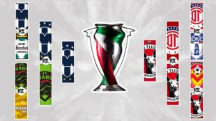 Monterrey y Tijuana disputarán la final de Copa.