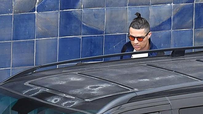 Coronavirus Futbol: Cristiano Ronaldo no volverá a Italia tras el...