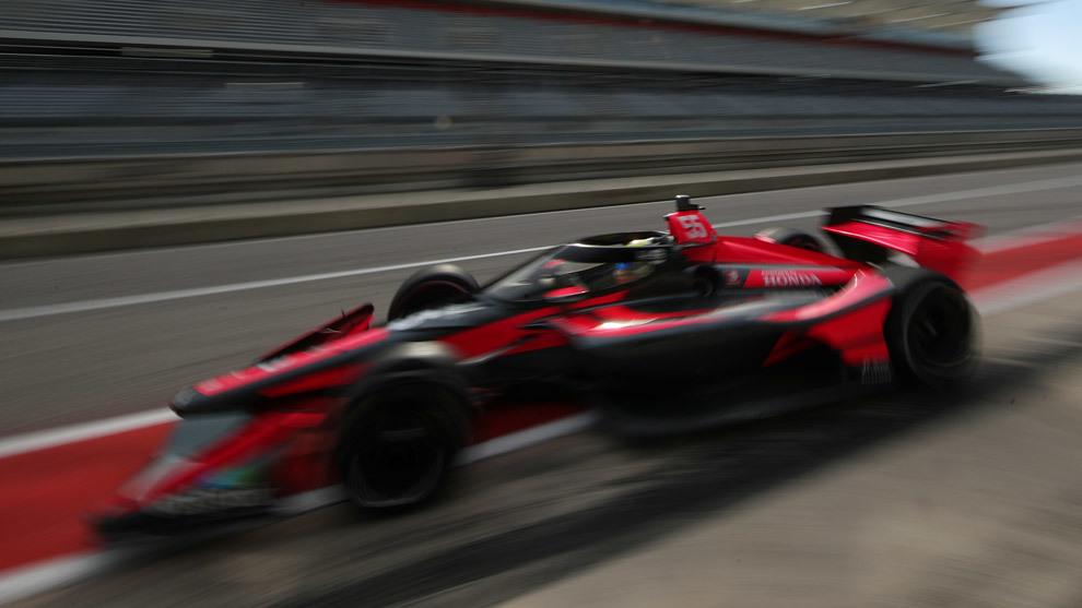 Álex Palou se estrenará en Indycar.