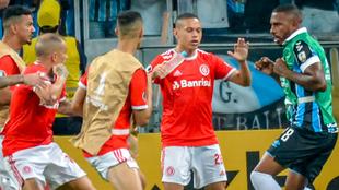 Gremio e Internacional firmaron un empate sin goles que en la Copa...
