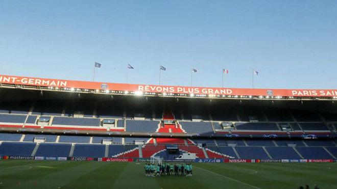 La UEFA ha suspendido todas sus competiciones de la próxima semana