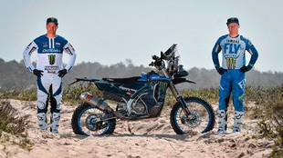 Ross Branch y Andrew Short, nuevos pilotos de Yamaha.