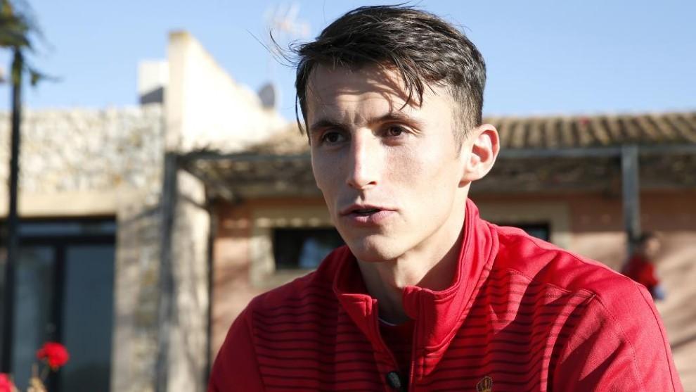 Ante Budimir, durante la entrevista concedida a MACA.