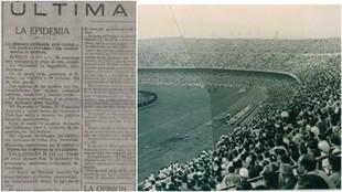 Cuando Joan Gamper hizo jugar al Barça pese a la pandemia de gripe en 1918