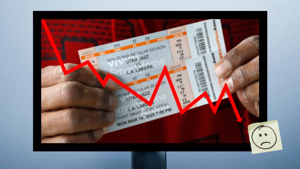 Las pérdidas económicas de la NBA por la suspensión ante el...