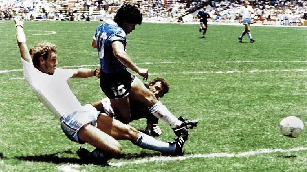 Lecturas Para Quedarse En Casa El Gol Que Convirtio A Maradona En Dios Marca Com