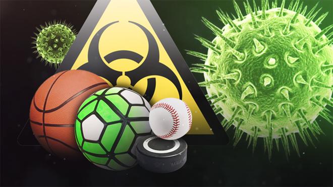 Coronavirus COVID-19 ha detenido al mundo deportivo.