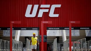 La UFC se mantiene firme ante la expansión del COVID-19.