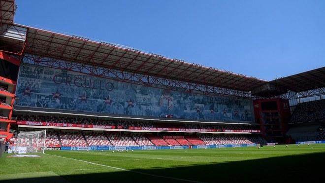 Estadio Nemesio Díez.