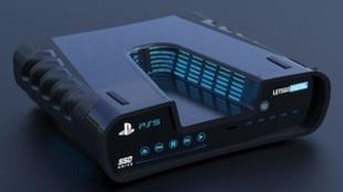 Imagen conceptual de PS5 | LetsGoDigital