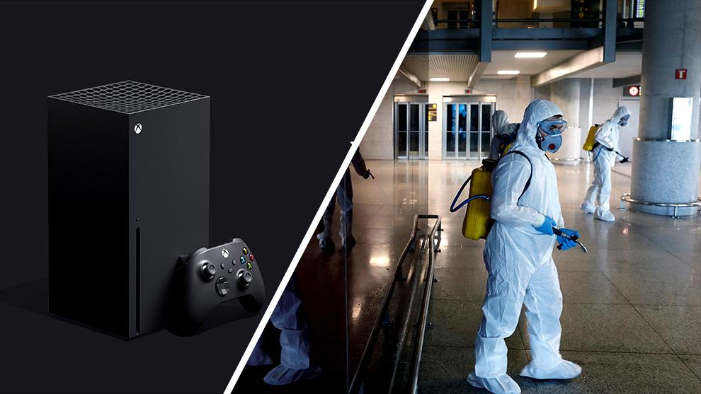 Coronavirus Los Lanzamientos De Playstation 5 Y Xbox Series X Podrian Retrasarse Por El Covid 19 Marca Claro Mexico