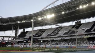 Los diferentes campeonatos estatales en Brasil se juegan sin gente.