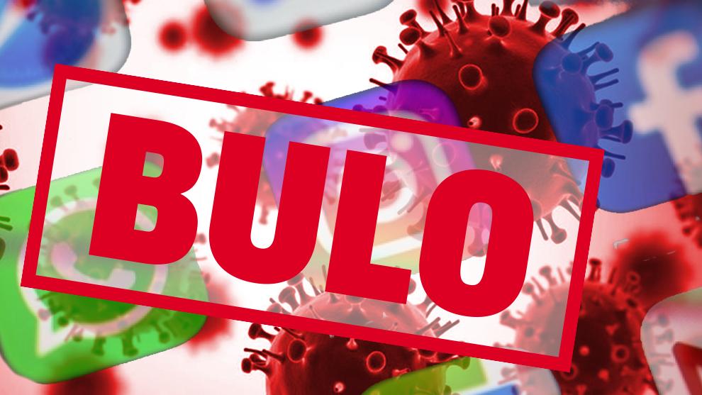 Bulos del coronavirus: mentiras y fake news sobre el COVID-19.