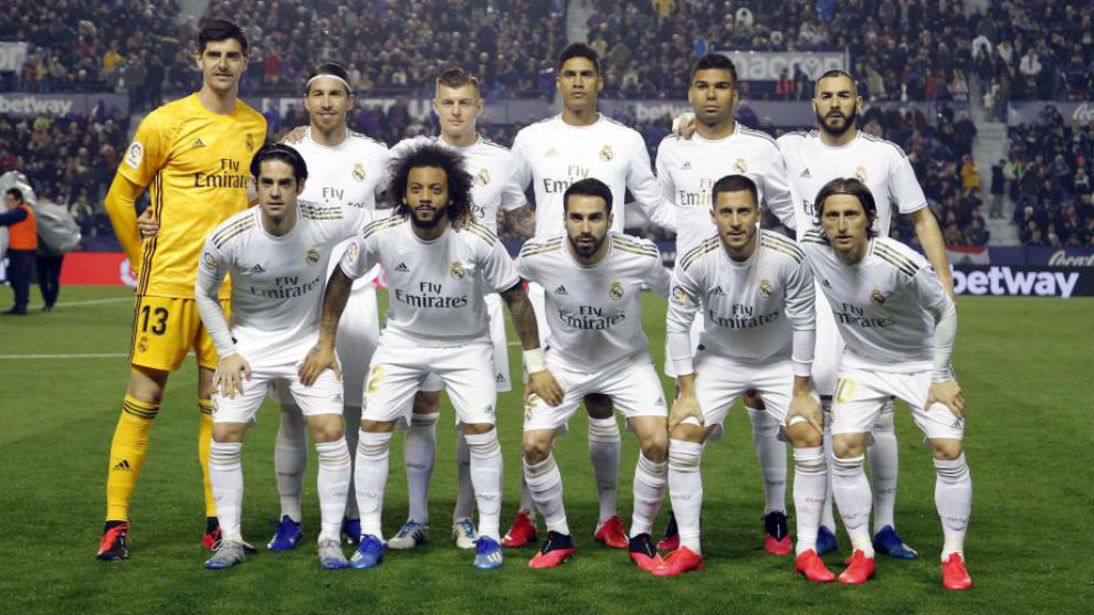 Real Madrid Real Madrid s Old Guard Are Once Again Under Examination MARCA In English