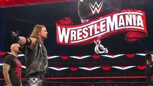 WrestleMania sufre los estragos del coronavirus.