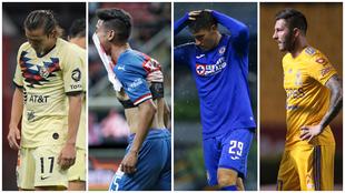Los jugadores de la Liga MX frenaron su actividad en el Clausura 2020.