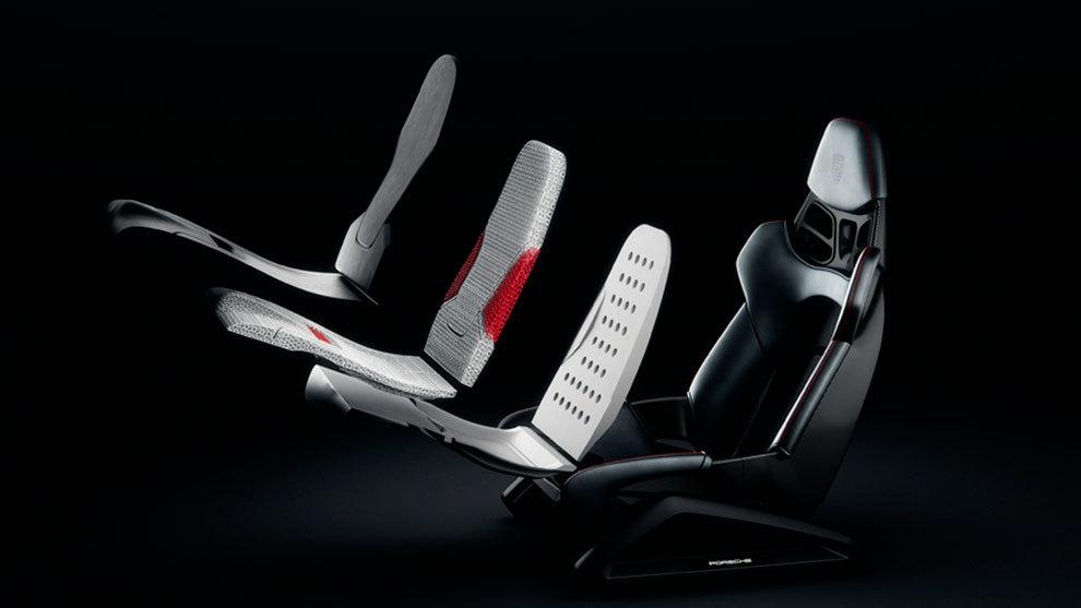 El asiento está realizado sobre la base de los asientos más...