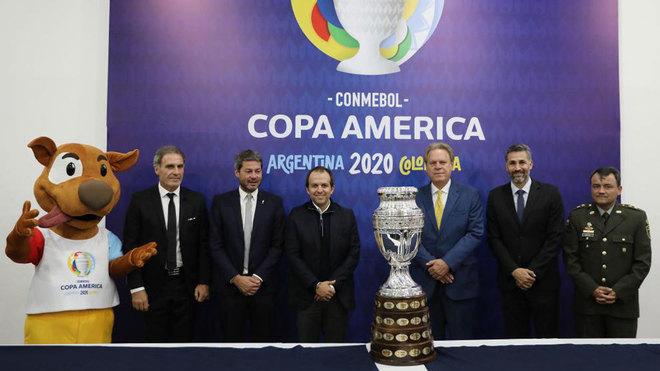 La Copa America 2020 de Argentina y Colombia también se aplaza a 2021
