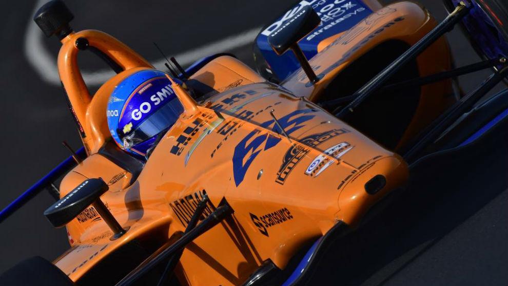El McLaren de 2019 no logró siquiera clasificarse para la carrera.