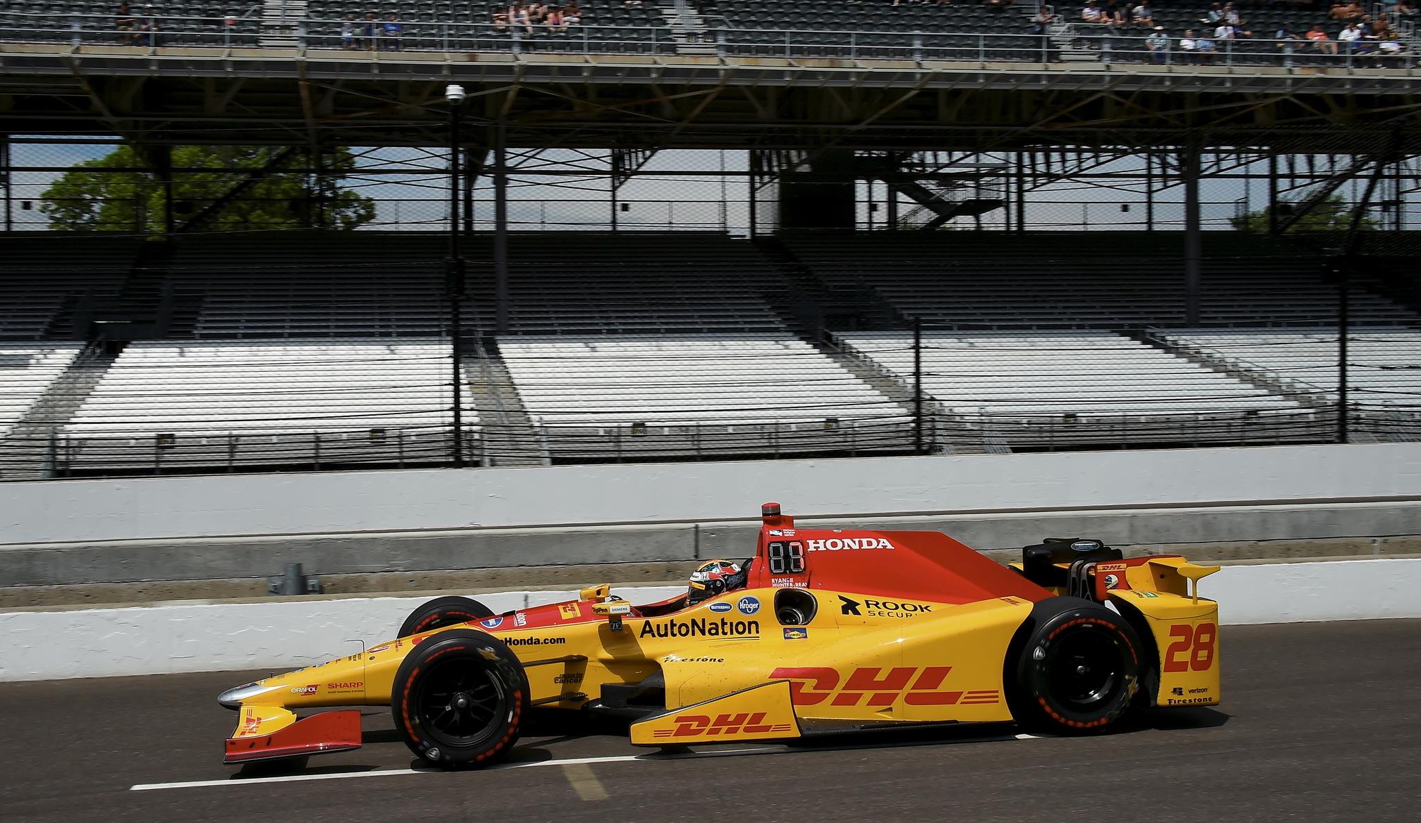 Fernando lt;HIT gt;Alonso lt;/HIT gt; (ES) Mclaren Andretti Indy 500 en el circuito de lt;HIT gt;Indianápolis lt;/HIT gt; Speedway. viernes 26 de mayo de 2017 *** Local Caption *** RUBIO