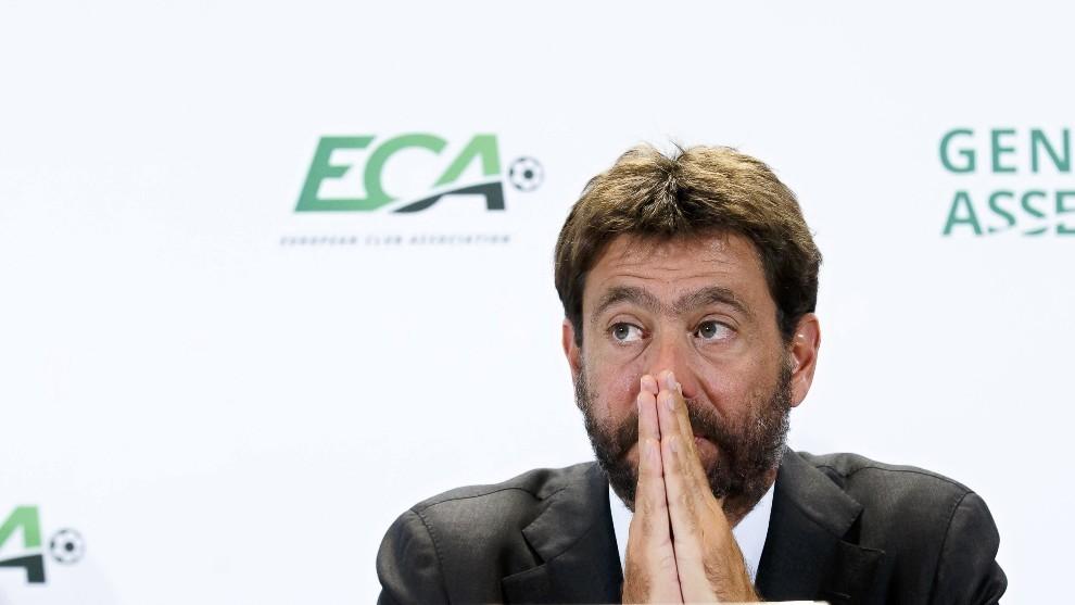 Millonario aporte de dueño de Juventus contra el coronavirus