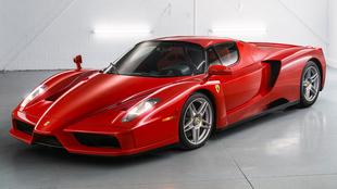 Por este Ferrari Enzo de 2003 se pagaron casi 2,8 millones de dólares